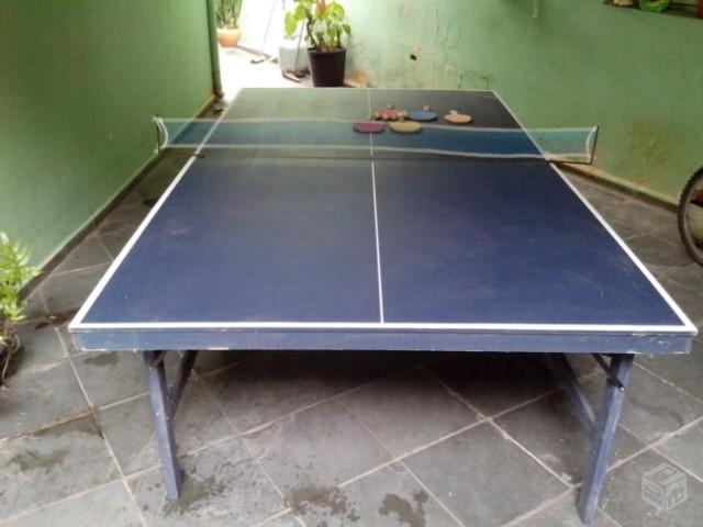 Raquete de ping pong ofertas vazlon brasil for Mesa de ping pong usada