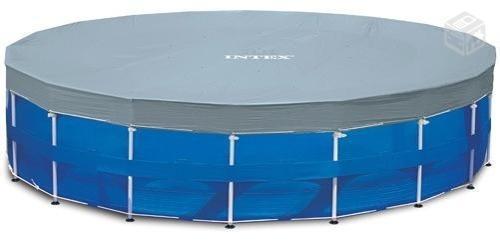 Piscina de arma o circular 6 503 litros intex pictures to for Piscinas de 6000 litros