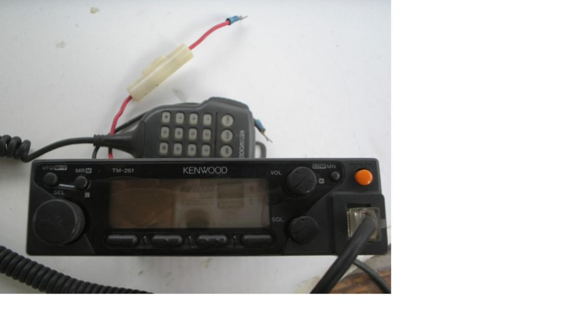 Radio Amador VHF Kenwood TM