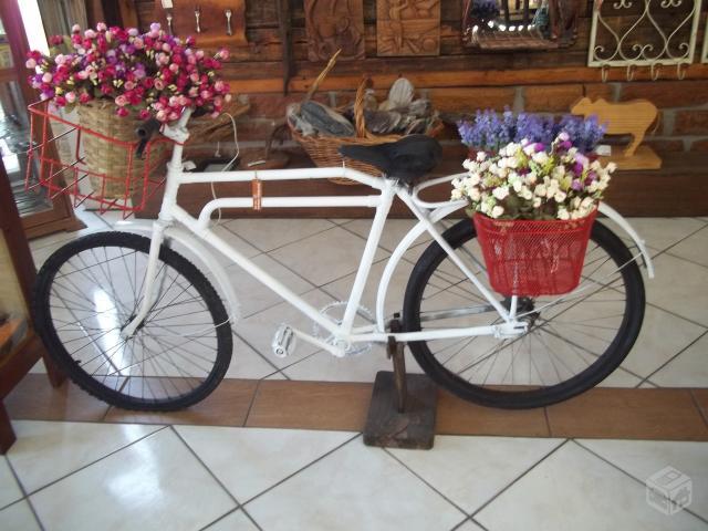 enfeite jardim bicicleta:bicicleta antiga para jardim r bicicleta antiga reformada para jardim