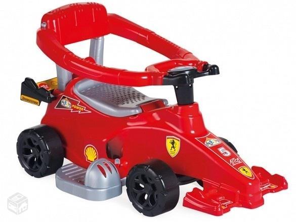 Carro Ferrari E Motoca R Ofertas Vazlon Brasil