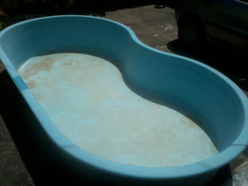 Piscina fibra modelo feijao vazlon brasil for Vendo piscina de fibra