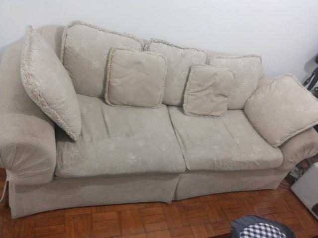 Sofa lider barato ofertas vazlon brasil for Sofa pequeno barato