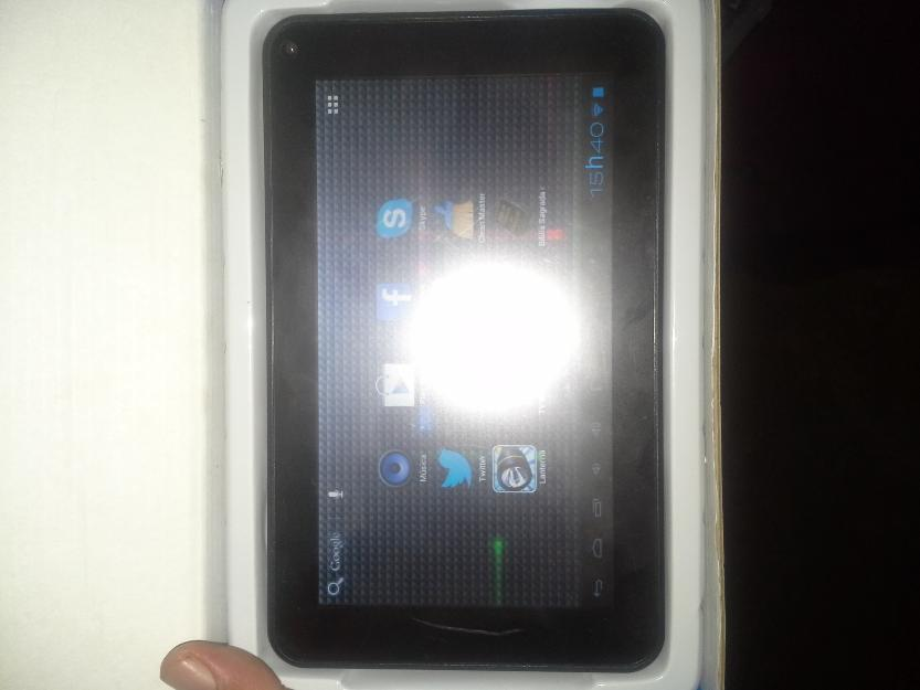 Tablet Zupin Tablet Pc Qbex Compativel Com Moden 3g Pelicula