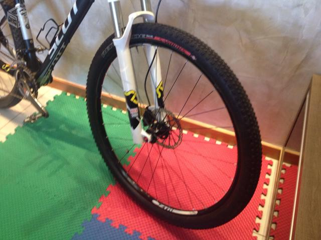 Bike scott scale pro aro  Carbon - R$