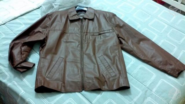 bd72680ca casaco couro legitimo feminino jaqueta couro em retalhos   OFERTAS ...