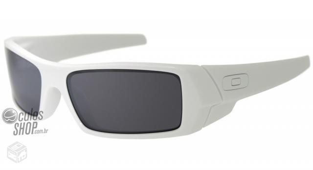3d7345502dd86 oculos oakley gascan branco saco original oakley r   OFERTAS ...