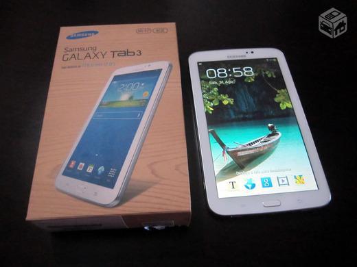 Tablet samsung na caixa r ofertas vazlon brasil for Photo ecran galaxy tab 3