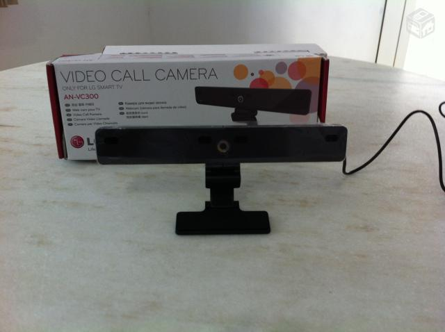 camera de video para lg smart tv an vc300 [ OFERTAS