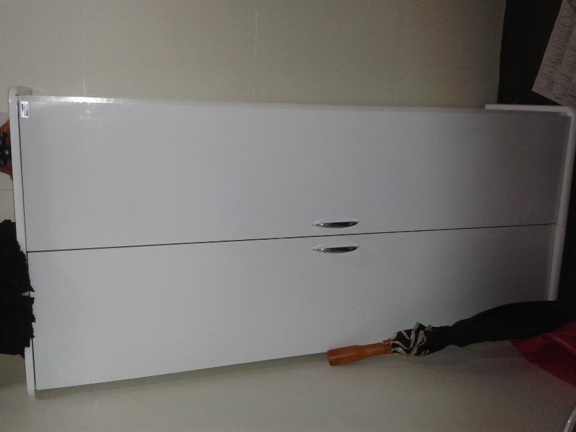 Adesivo De Natal ~ armario lavanderia branco duas portas de tokstok Vazlon