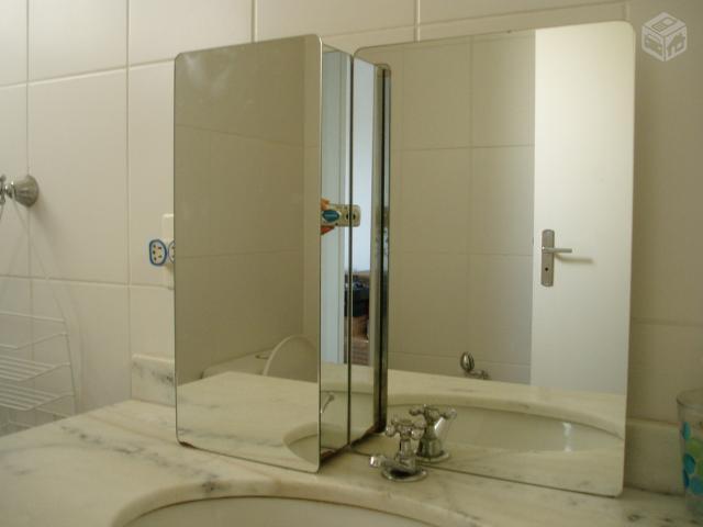 espelho de banheiro de embutir  Vazlon Brasil -> Armario Banheiro Aco Inox