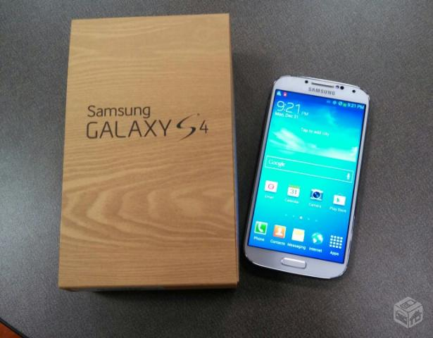 Celular Desbloqueado Samsung Galaxy S4 Mini 4g Preto Com: Samsung Galaxy S4 Branco 4g Pelicula E Capa R [ OFERTAS