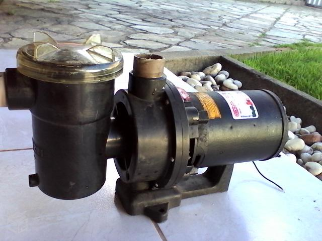 Bomba para piscina jacuzzi com filtro de alta vazao modelo - Motor para piscina ...