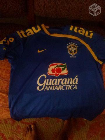 Camisa treino seleção brasileira - R  5c48a37e55646