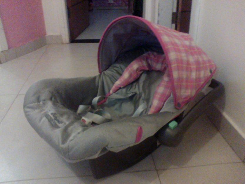 bebe conforto de menina rosa e lindo | Vazlon Brasil