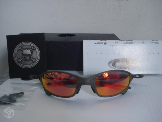 Oculos Oakley X Metal Juliet   Louisiana Bucket Brigade 5815e32d96