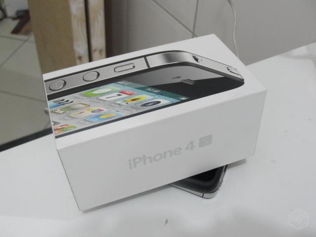 Celular Desbloqueado Samsung Galaxy S4 Mini 4g Preto Com: Troco Meu S Duos Por Iphone 4