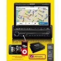 Dvd Auto Booster Retratil  Gps Tv Digital Bluetooth Dest