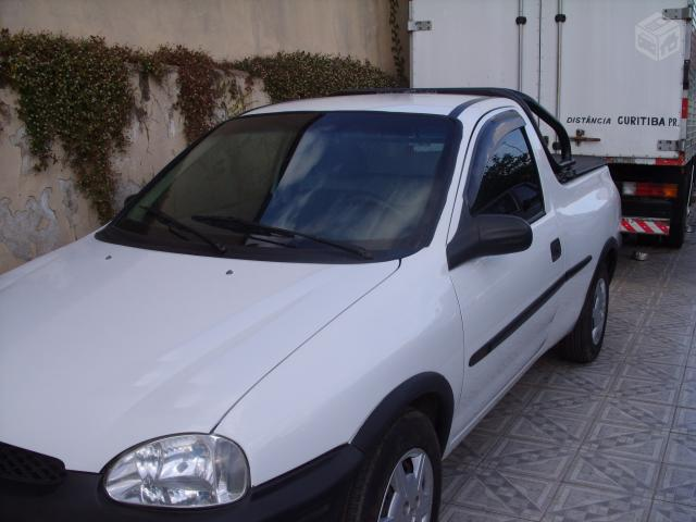 Gm - Chevrolet Corsa  Pick up Placa A Ótimo -  -