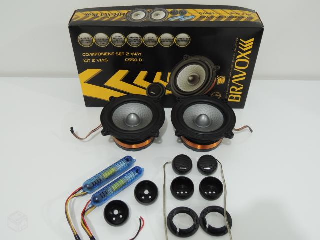 Kit 2 Vias Bravox CS  D - R$