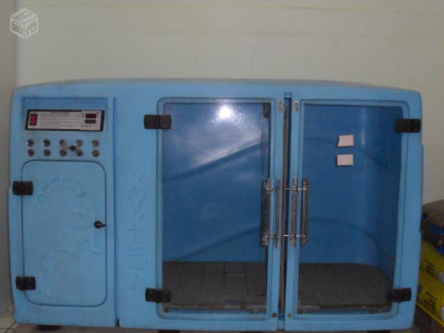 Maquina de secar animais kyklon 6 meses de uso ofertas for Maquina de segar