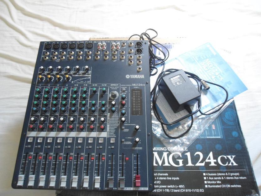 Yamaha Mgcx Manual