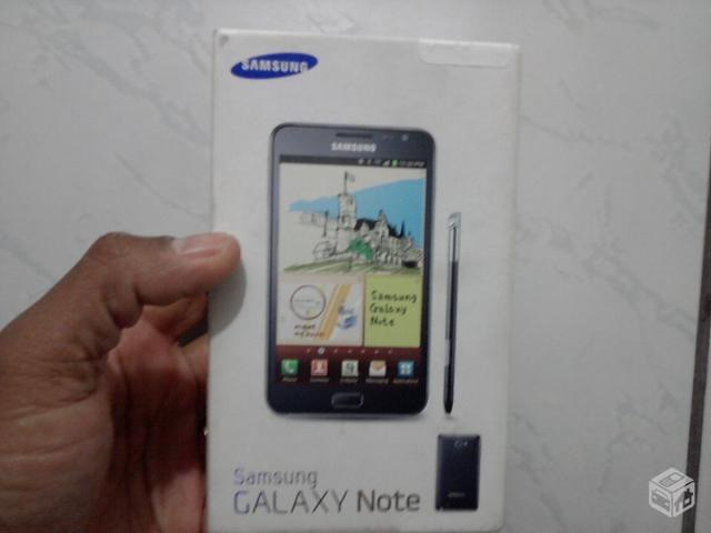 Samsung Galaxy Note Original - R$