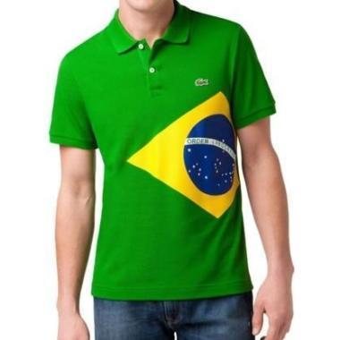 d12d30bfcf2a9 camiseta lacoste brasil original
