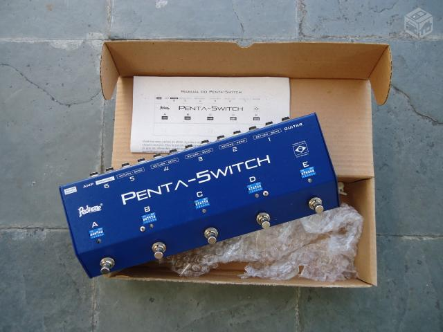 Pedrone Penta Switch - R$