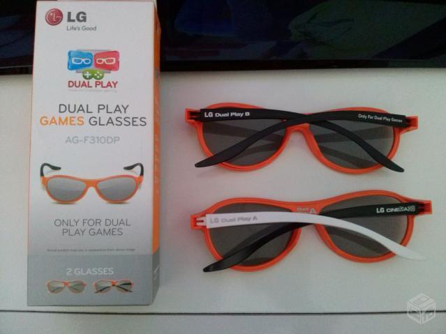 oculos 3d polarizado passivo lg ag f lm lw real d ray   OFERTAS ... bc3dbfefed