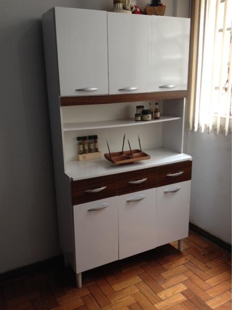armario de cozinha impecavel  Vazlon Brasil # Armario De Cozinha Aco Ricardo Eletro