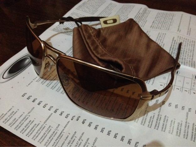 dcbd4c9604f82 Oculos Oakley Do Livro De Eli   Louisiana Bucket Brigade