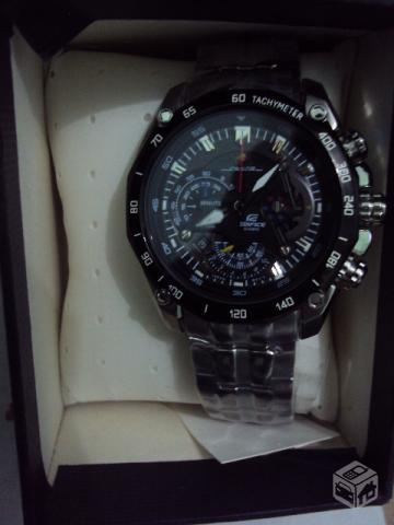 15501c11fdf Relógio Masculino Casio Edifice Red Bull Racing E - R