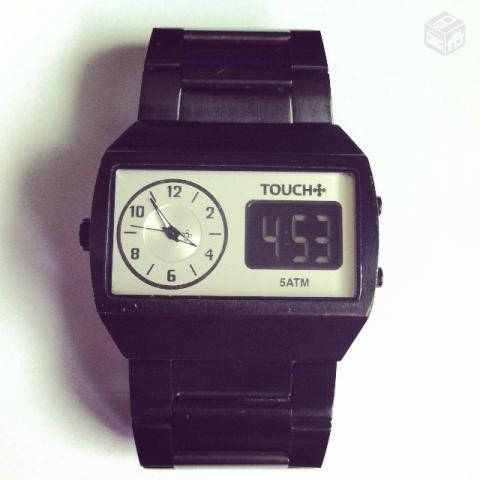 c2492062679 relogio touch watches semi novo   OFERTAS