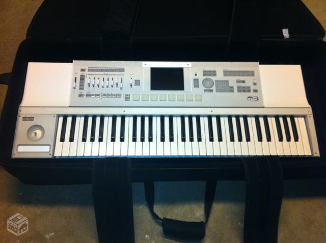 Pin vendo teclado korg m1 excelentes condiciones 8500 00 contacto on
