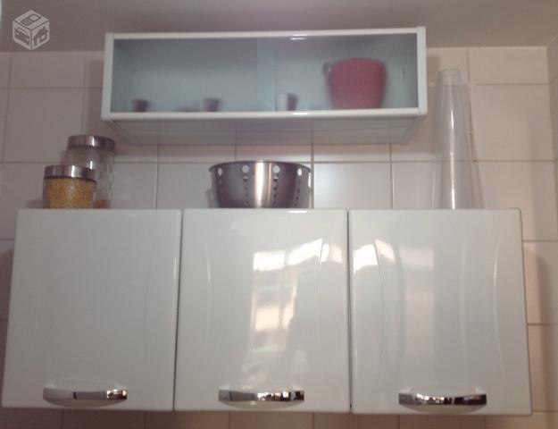 Armarios De Cozinha De Aço Colormaq : Armario cozinha compacta colormaq pecas r vazlon brasil