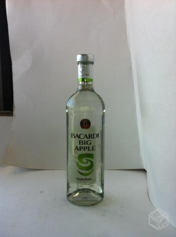 Bebida big apple bacardi - R$
