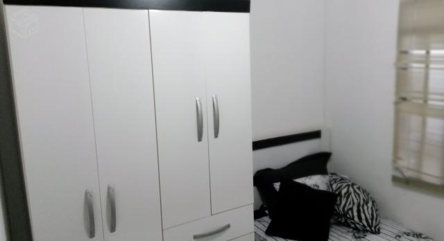 conjunto de quarto solteiro rosa e branco teen otimo  ~ Jogo De Quarto De Solteiro Usado