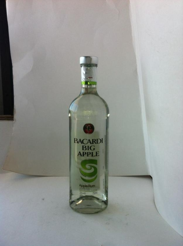 bebida big apple bacardi