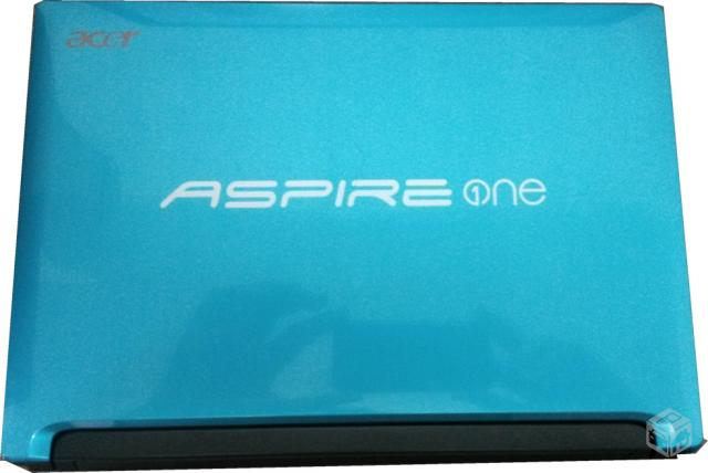 Netbook Acer Aspire One D Led Azul - R$