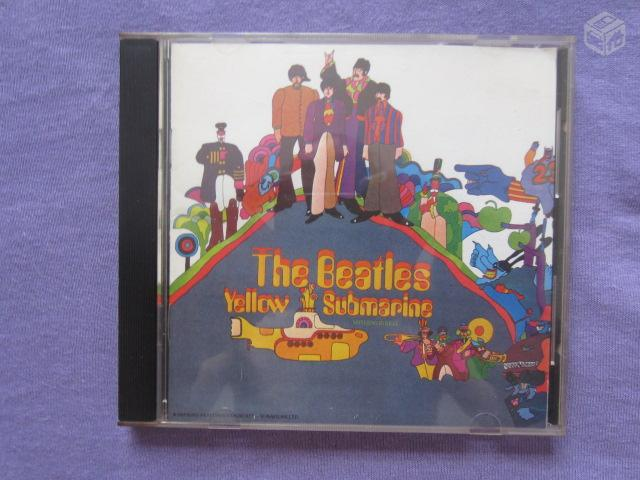 CD Yellow Submarine - The Beatles - R$