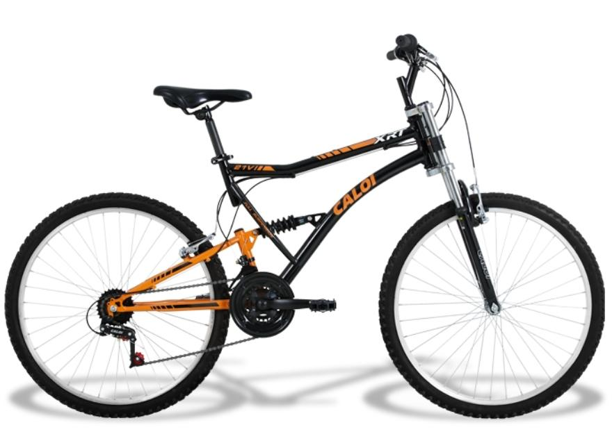Mountain Bike XRT  Full Suspension Caloi (nova e