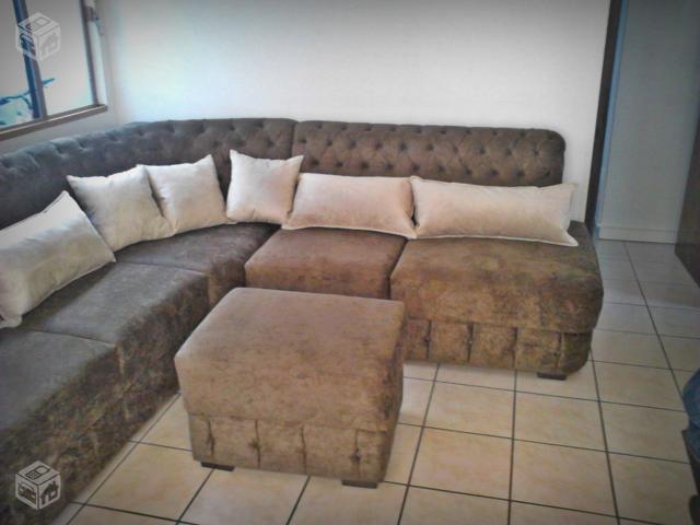 sofa de canto direto da fabrica  Vazlon Brasil # Cuba Para Banheiro Direto Da Fabrica