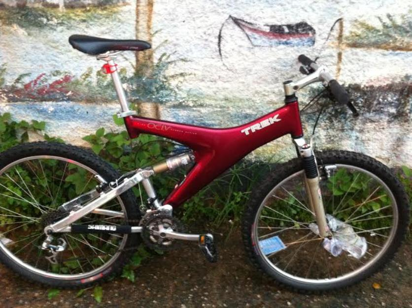 Mountain Bike Trek Oclv Y- Carbono