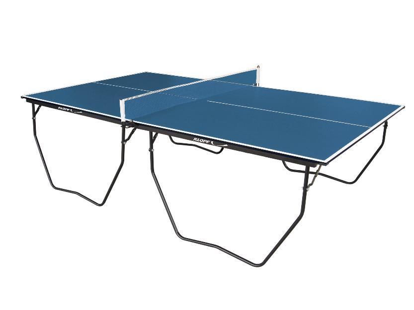 Tenis de mesa ping pong mesa klopf com rodizio mdp mm vazlon brasil - Mesa ping pong plegable ...