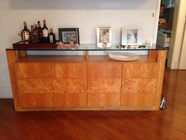 Buffet Para Sala De Jantar Imagens ~ buffet de canto com prateleiras de parede  Vazlon Brasil