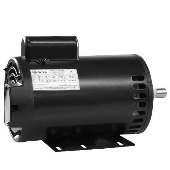 motor monofasico 2vc ou de 3vc de alta com eixo