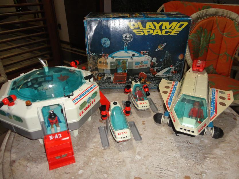 Playmobil nave espacial novo em caixa lacrada vazlon brasil for Nave espacial playmobil