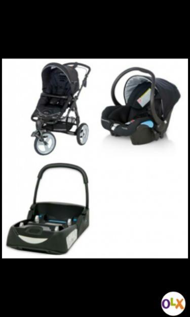 carrinho high trek bb confort total black car interior design. Black Bedroom Furniture Sets. Home Design Ideas