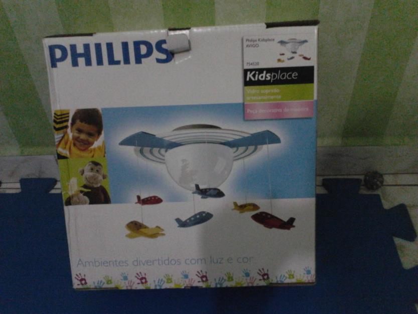 luminaria de teto para o quarto infantil Vazlon Brasil